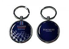 Williams Martini Racing Key Chain
