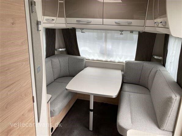 Dethleffs Nomad 510 LE, 2021, kg egenvægt 1381