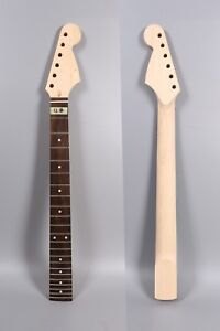 new 24inch strat electric guitar neck 22 fret rosewood fretboard short scale ebay. Black Bedroom Furniture Sets. Home Design Ideas