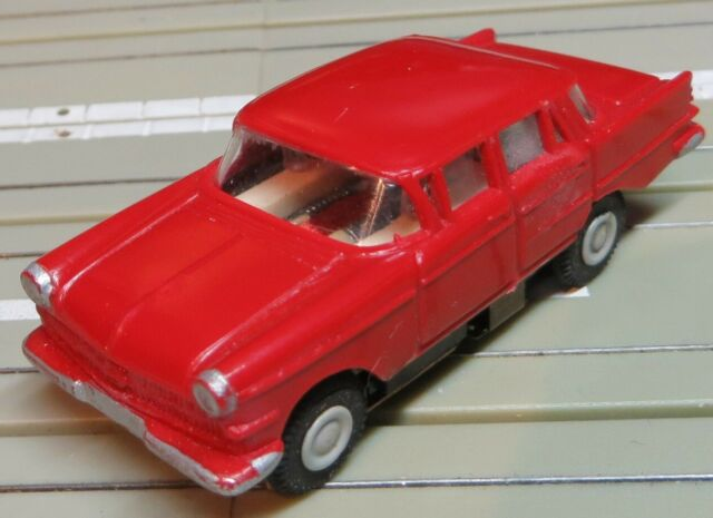 Faller Ams 4802 Vauxhall Captain With Block Engine, 60er Years Toy (SE37)