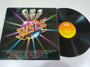 CBS-Disco-Michael-Jackson-Miguel-Bose-Anita-Ward-1979-LP-Vinilo-12-034-VG-VG