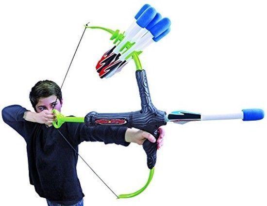 Best Faux Bow 3 Shoots Over 100 100 100 Feet Foam Bow amp Arrow Archery 018f2f