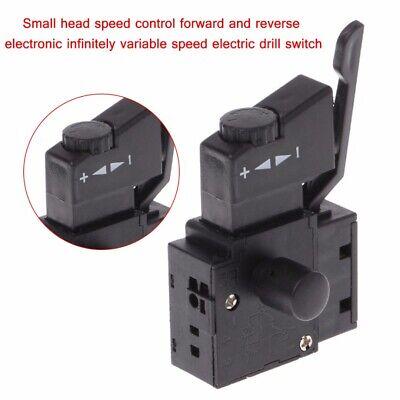 Bohrmaschine AC250V Lock On Taster Speed Control Trigger-Schalter AB