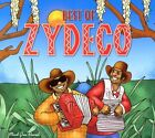Best of Zydeco [Digipak] by Various Artists (CD, Jan-2006, Mardi Gras Records)