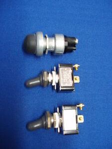 lot fits lincoln welder sa 200 250 gas toggle \u0026 starter switch wimage is loading lot fits lincoln welder sa 200 250 gas