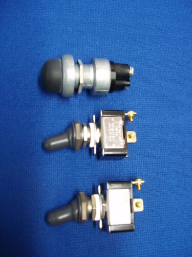LOT  Fits Lincoln Welder Sa 200 250 Gas Toggle /& Starter Switch W// APM Boots