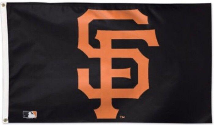 Flagge Hissflagge MLB San Francisco Giants 90 x x x 150 cm Fahne 4f0ab0
