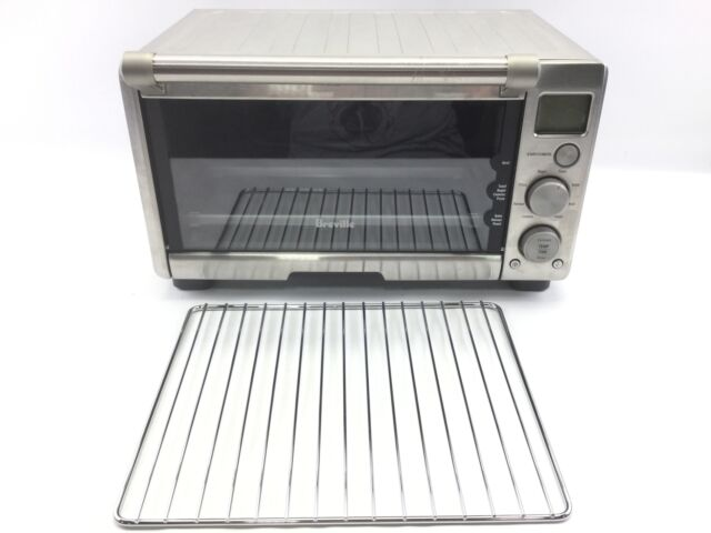 Breville BOV650XL 1800 W Stainless Steel Compact Smart ...