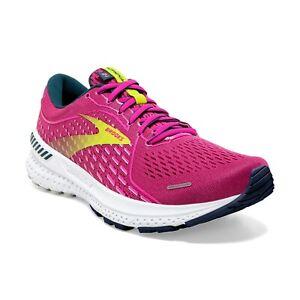 BROOKS Women's ADRENALINE GTS 21 Scarpe Running Donna RASPBERRY 120239 B 664
