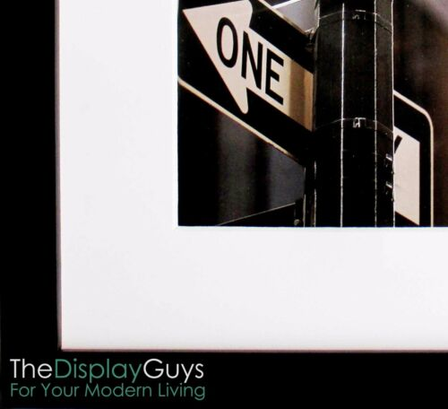 16x20 Solid Black Pine Wood Photo Picture Frame Choice of 5x7 8x10 11x14