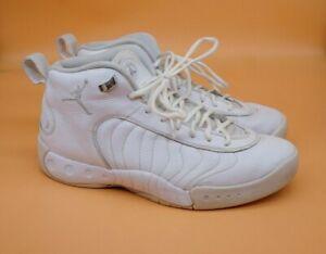 Details about Nike Air Jordan Jumpman Pro Retro Men White Silver Shoes Sz US 10.5 ~ 906876-100