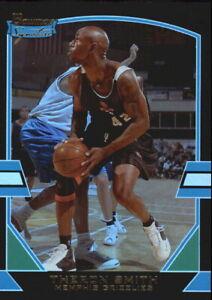 2003-04 Bowman Signature Edition Foil Basketball Card #64 Theron Smith
