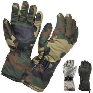 Image is loading Insulated-Thermal-Tactical-Winter-Gloves-Cold-Weather-Long- 79c3ec75051a