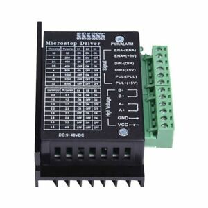 Single-Axis-TB6600-4A-CNC-Two-phase-hybrid-Driver-Controller-Stepper-Motor