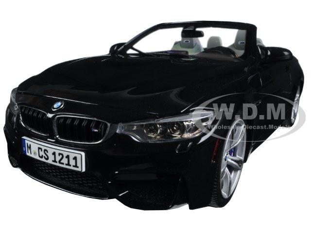 BMW M4 Touring nero 1 18 Diecast Modelo Coche por Paragon 97112
