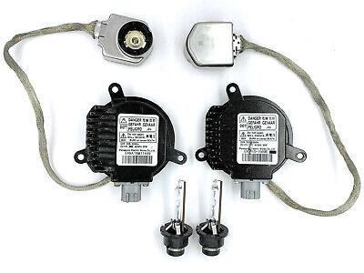 2x NEW OEM Xenon D2S BULBS HID HEAD LIGHT for 05-15 Infiniti M35 45 37 50 56 Q70