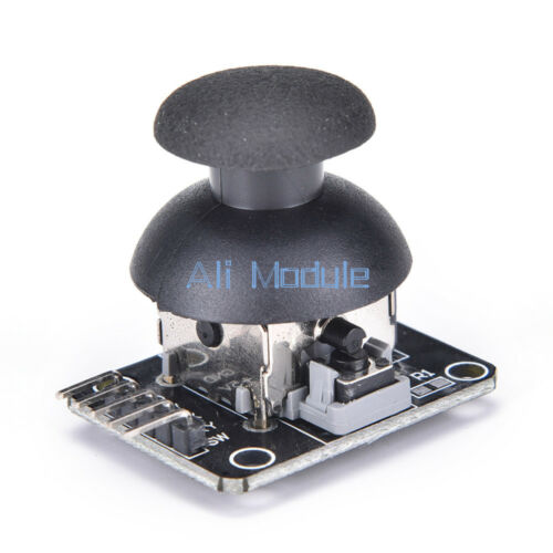 1//2//5//10PCS 5 Pin Joystick Breakout Módulo Shield PS2 Joystick Controlador de Juego