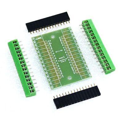 Nano Terminal Adapter for the Arduino Nano V3.0 AVR ATMEGA328P-AU DIY