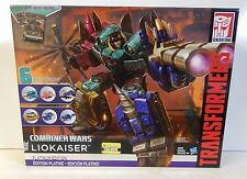 Transformers Generations Combiner Wars Entertainment Earth Exclusive Liokaiser!!