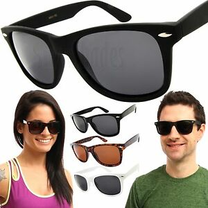 35bcae65b71 Image is loading POLARIZED-Mens-Womens-Sunglasses -Retro-Vintage-Classic-Glare-
