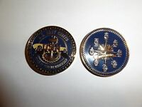 Challenge Coin United States Navy Chiefs Compass Power Of Positive Leadership Us