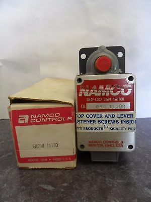 NAMCO EA040-11100 Limit Switch with Lever Arm