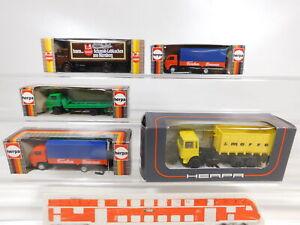 Ca403-0-5-5x-Herpa-1-87-h0-camiones-MAN-817290-817500-820414-820502-S-G-embalaje-original