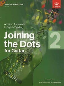 Glorieux Joindre Les Dots Pour Guitare Grade 2 Abrsm Sight-reading Music Book-afficher Le Titre D'origine Pour Assurer Des AnnéEs De Service Sans ProblèMe