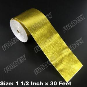 1-1-2-039-039-x-30-039-Reflect-A-Gold-Performance-Heat-Protection-Tape-Roll-AU