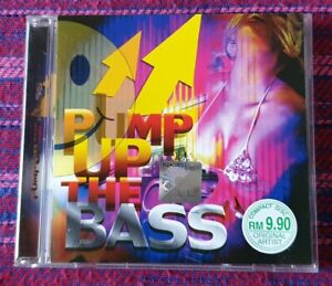 Various-Artist-Pump-Up-The-Bass-VMP-Malaysia-Press-Cd