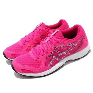 Asics-Lyteracer-2-Pink-White-Black-Women-Running-Shoes-Sneakers-1012A159-700