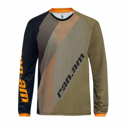 CAN-AM équipe Jersey Adventur Shirt T L