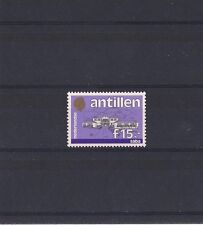 Netherlands Antilles 1989 Defs 15 Guilden Top Value Scarce V.Fine MNH
