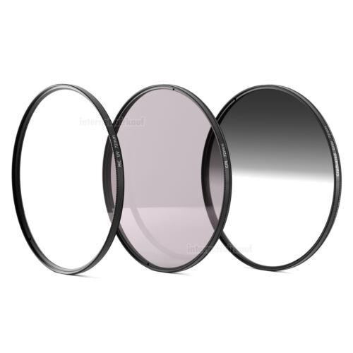 gris historial filtro adecuado para Tamron 18-400 Set UV pol-filtro