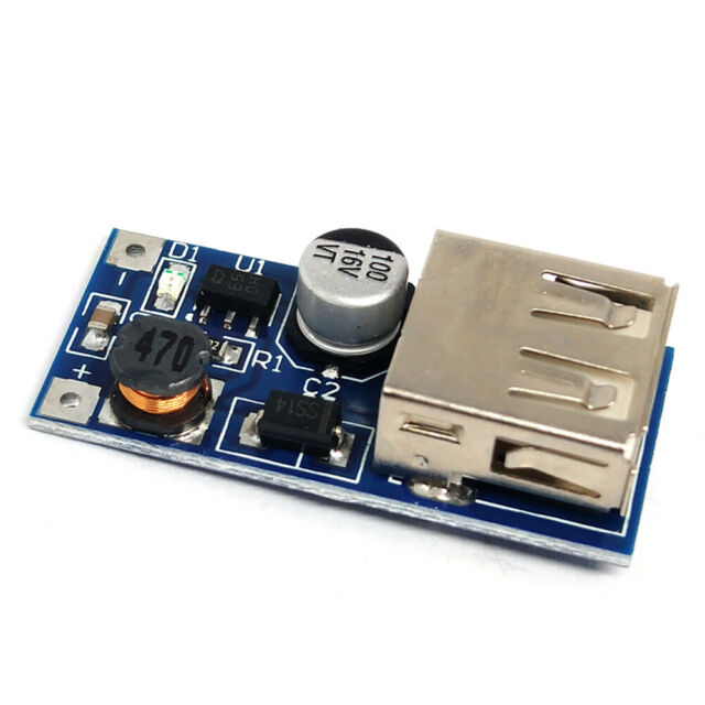Booster USB Mobile Power 5V 600MA Circuit Board Step-up Boost Module Modules