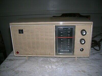 VINTAGE electric EMERSON am  fm RADIO