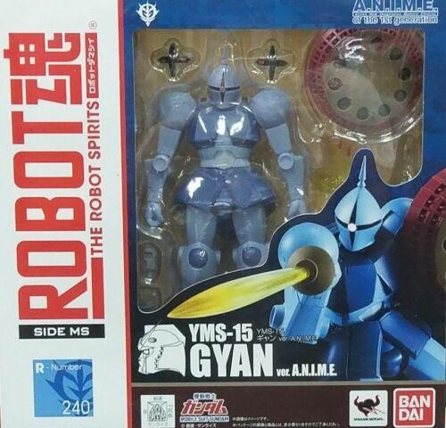 Robot Spirits GUNDAM YMS-15 Gyan ver TAMASHII BANDAI SDIE MS R 240 A.N.I.M.E