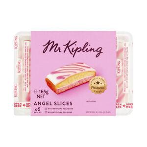 Mr Kipling Angel Slice 6 pack 165g