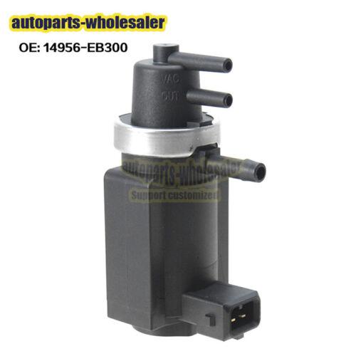 14956-EB300 14956-EB70B For Nissan Pathfinder Navara New Turbo Pressure Solenoid