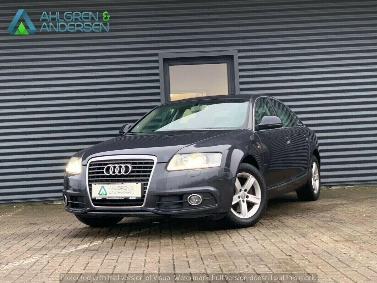 Audi A6 2,0 TFSi 170 4d