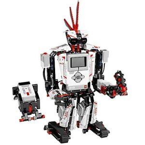 LEGO MINDSTORMS EV3 31313 Robot Kit with Remote Control for Kids, Educational ST