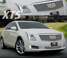 2016 2017 CADILLAC CADY XTS 2PC CLASSIC HEAVY MESH GRILLE GRILL E&G