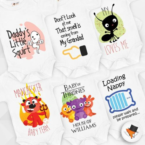 SUPERHERO UNCLE GIFT MARVEL BABYGROW BABY GROW  ALL SIZES 0-24 months !