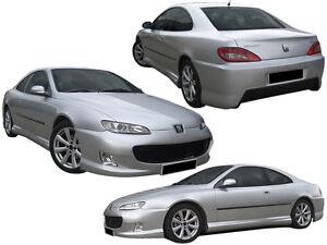 Body kit kit carrosserie pare chocs kit carroceria - Pare choc 406 coupe tuning ...