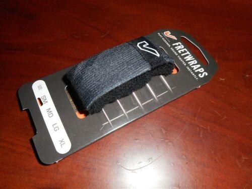 SMALL EBONY Gruv Gear Fretwraps Professional String Muter NEW