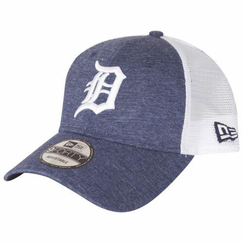SUMMER Detroit Tigers New Era 9Forty Trucker Cap