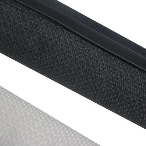 Black Car Sunroof Sunshade Cover For   Q5 2009 2010 2011 2012-2017 MO