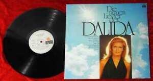 LP Dalida: Die neuen Lieder der Dalida (Ariola 88 450 IT) D