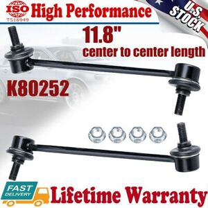 2008 fits Acura CSX Front Left Suspension Stabilizer Bar Link With Five Years Warranty Package include One Sway Bar Link Only