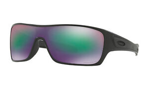 8bc5991f016 Image is loading New-Oakley-TURBINE-ROTOR-Sunglasses-Matte-Black-Frame-